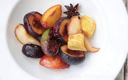 Sušíme bez chemie. Neotřelý podzimní dezert z částečně sušeného ovoce i voňavý crumble