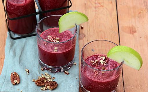 Mixované nápoje. Zdravé a opravdově chutné smoothie