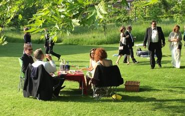 Glyndebourne – opera v přírodě.