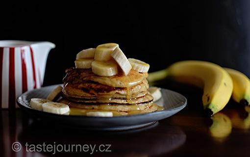 Den palačinek bez výčitek. Čokoládové anebo s banánem a karamelovou polevou?