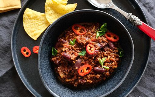 Chilli con carne – Mexická klasika pro divnou dobu