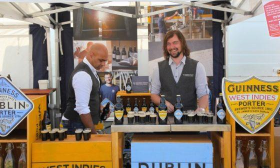 Portýři přichází – Nové druhy piv Guinness