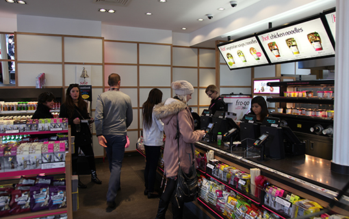 Budoucnost fast foodu? Jezte krásně a zdravě. Britské Itsu ukazuje směr.