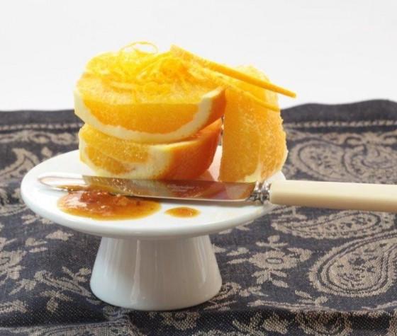 Marmeláda ze sevillských pomerančů