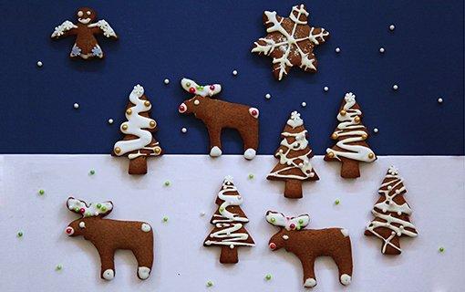Švédské vánoční kouzlo – perníčky Pepparkakor