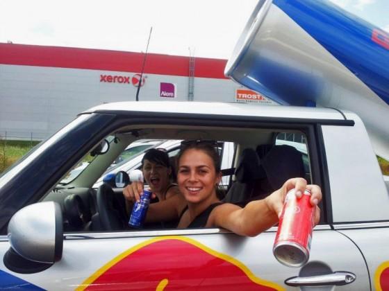 Příjemné osvěžení na českých cestách s Red Bullem